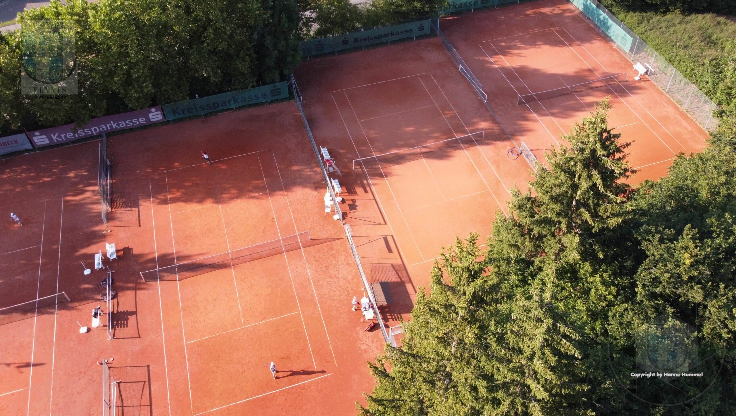Tennis-Freiplatzanlage TSV Betzingen