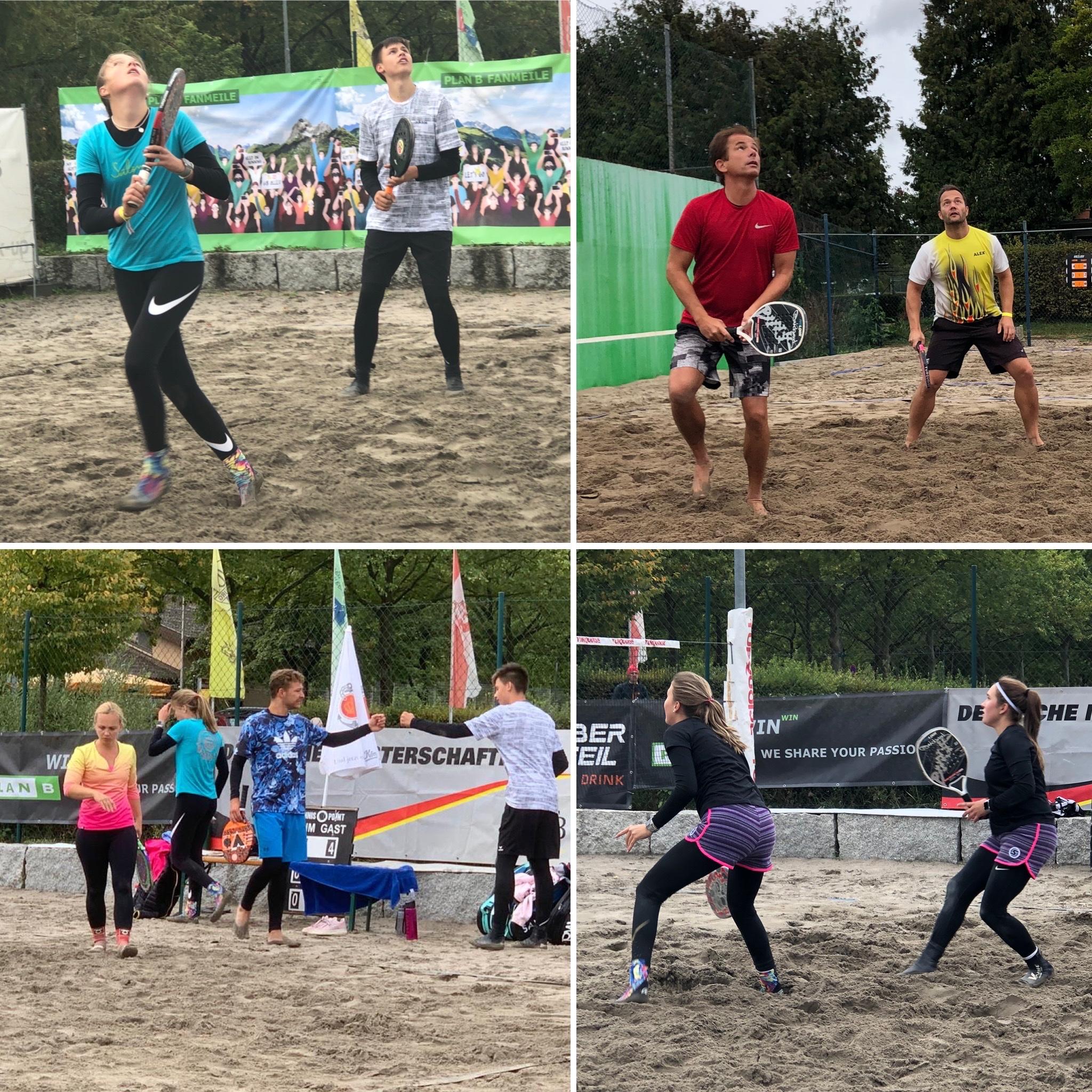 Deutsche Meisterschaften im Beach Tennis 2020