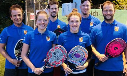 Den Meistertitel der Württemberg Liga im Beach Tennis 2020 holt sich der TSV Betzingen 1